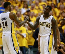 Pacers defrontam os Heat na final de Este da NBA