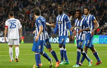 FC Porto consegue maior goleada no Dragão na Taça