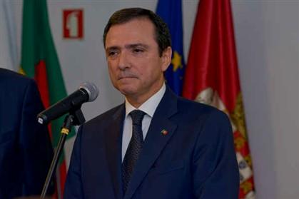 Agostinho Branquinho é secretário de Estado da Segurança Social
