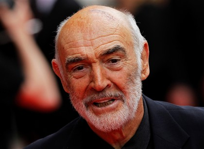 """Sean Connery apela ao """"sim"""" à independência escocesa"""