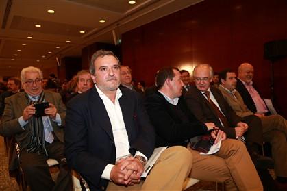 Miguel Relvas, ex-ministro, está de regresso à vida política