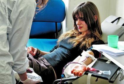 Falta de trabalhadores reduz as dádivas de sangue