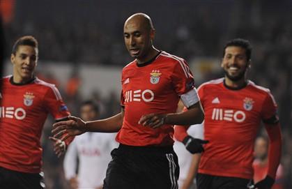 Um, dois, três, a conta que o Benfica fez