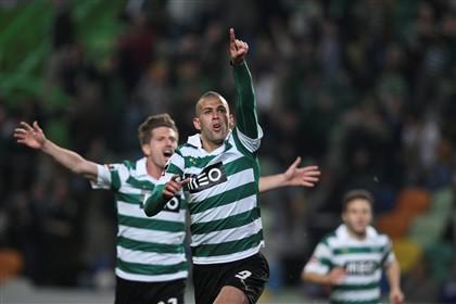 Sporting derrota FC Porto com golo em fora-de-jogo