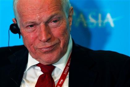 O vencedor do prémio Nobel da Economia em 2006, Edmund Phelps