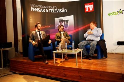"""""""Encontros Notícias TV - Pensar a Televisão"""" Ng3204418"""