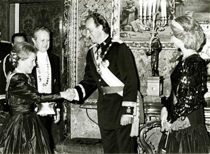 Um rei com grande ligação a Portugal