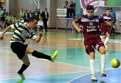 Sporting é bicampeão nacional de futsal