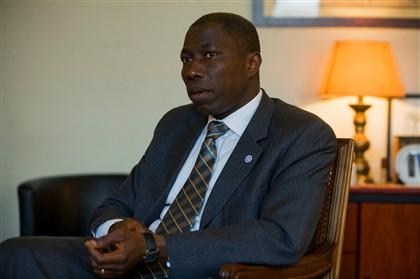 Domingos Simões, primeiro-ministro da Guiné-Bissau