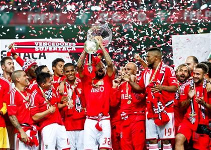 Artur Moraes dá a quinta Supertaça ao Benfica