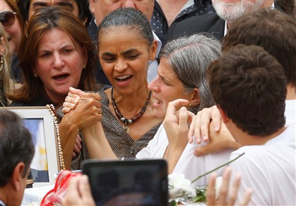 Sondagem inclui Marina Silva e dá-lhe 21% dos votos