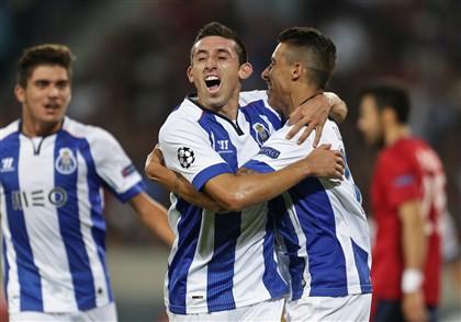 Champions à vista após triunfo do FC Porto em Lille