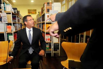 Líder do PS, António José Seguro, esteve hoje na Escola Secundária Alexandre Herculano no Porto