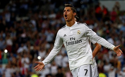 Mais quatro golos de Ronaldo na goleada do Real Madrid
