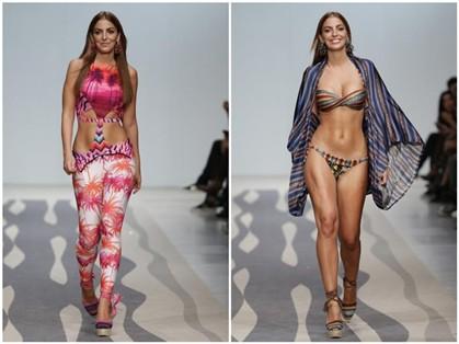 Jessica Athayde desfila em bikini e é fortemente criticada nas redes sociais Ng3626132