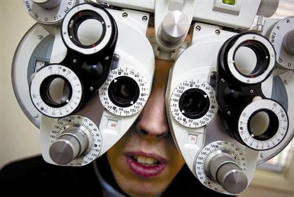 Transplante devolve a visão a pessoas cegas