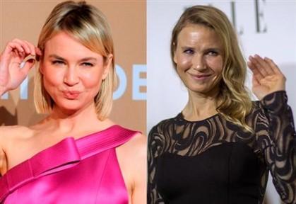 A atriz surgiu com um rosto completamente diferente num evento em Hollywood