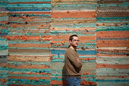 As cordas desta tapeçaria já andaram na pesca