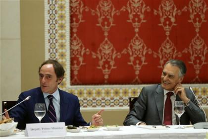 """Portugal é """"parceiro confiável e valioso"""" para o Dubai """"entrar rapidamente"""" em três continentes"""