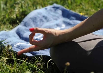 Respire e relaxe. Esta é a receita para combater o maior vírus do século XXI
