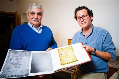 Os investigadores Joaquim Alves Gaspar e Henrique Leitão