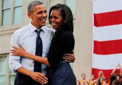 Michelle e Barack Obama já foram vítimas de racismo