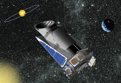"""Telescópio espacial Kepler descobre """"Super Terra"""""""