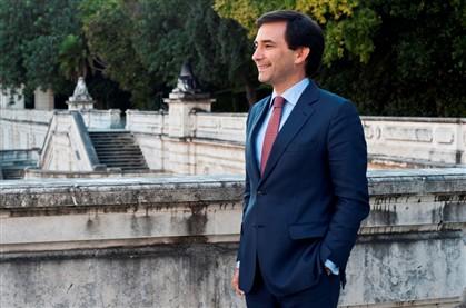 Marcos Perestrello, líder da FAUL do PS e deputado socialista