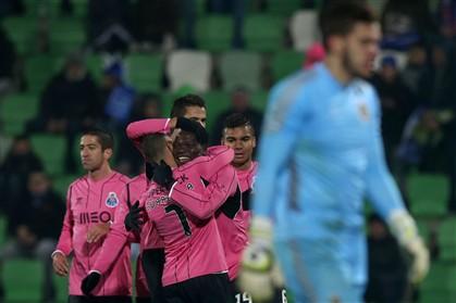 FC Porto vence em Vila do Conde para a Taça da Liga