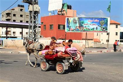 Arábia Saudita oferece ajuda de 39 milhões a Gaza