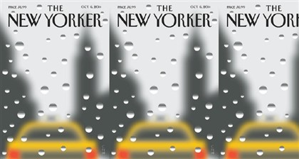 'The New Yorker' publica primeira capa animada