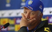 Luiz Felipe Scolari deixa seleção brasileira