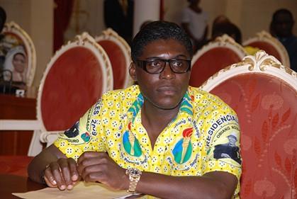 Teodoro Nguema Obiang é também filho do presidente da Guiné Equatorial