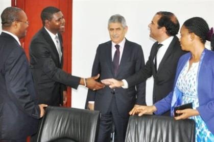 Guiné Equatorial quer associar-se à marca Benfica