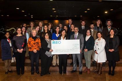 Instituições sociais recebem 140 mil euros em donativos