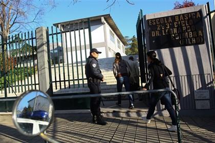 """""""Bullying é para fracos"""", explicou a PSP em 274 escolas"""