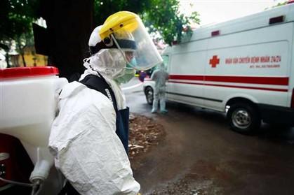 Testes da vacina do Ébola começam hoje na Guiné-Conacri