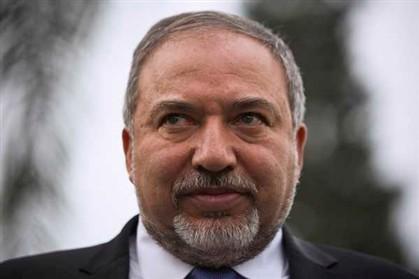 Avigdor Lieberman, chefe da diplomacia de Israel