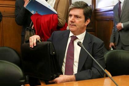 Paulo Núncio, secretário de Estados dos Assuntos Fiscais