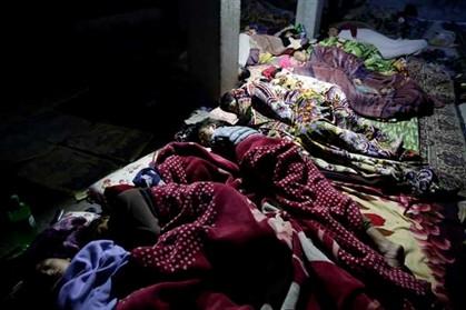 Maioria dos nepaleses continua a dormir na rua