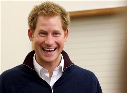 Príncipe Harry quer ter filhos mas está à espera da pessoa certa