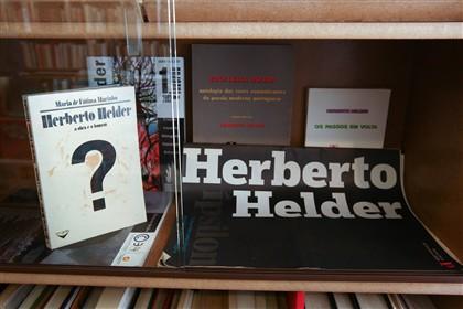 Último livro de Herberto Helder é publicado sexta-feira