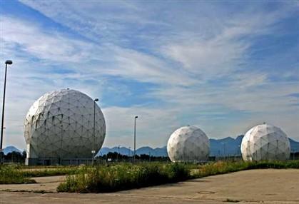 O Serviço federal de informação (BND) alemão