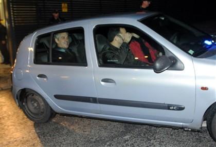 José Sócrates saiu da prisão para ser ouvido no Ministério Público