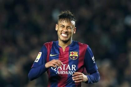 Santos apresenta queixa contra Barcelona e Neymar