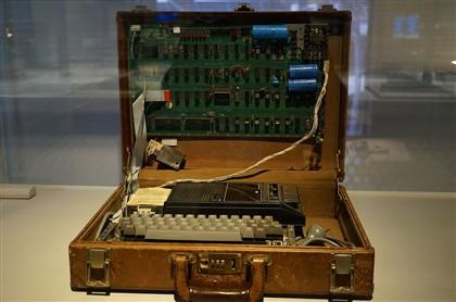 Só foram feitos 200 computadores Apple-1, por Steve Jobs e pelos seus colegas, nos anos 70, e estes podem valer centenas de milhares de dólares.