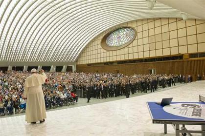 """Papa Francisco convida a """"renovar a atenção"""" perante a """"degradação ambiental"""""""