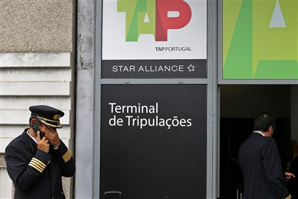 "TAP já suspendeu o comandante que foi ""cérebro"" da greve"