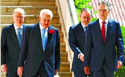 Ex-presidentes vão custar mais  de um milhão de euros por ano