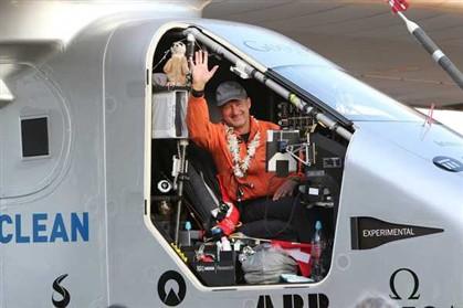 História da aviação tem um novo herói: André Borschberg